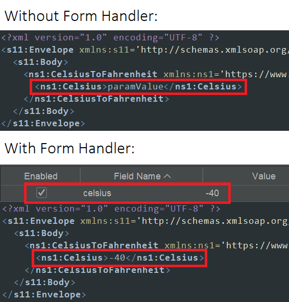 Form Handler Example